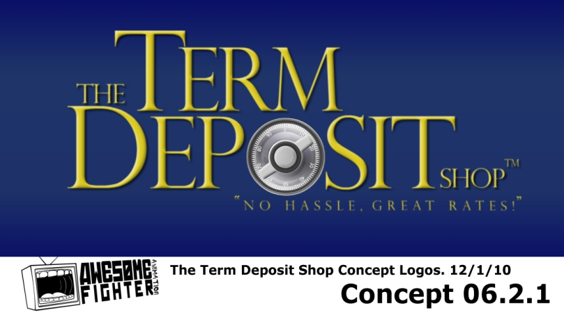 Term Deposit Shop Logo